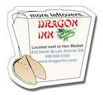 Chinse Food Box Shape Magnets